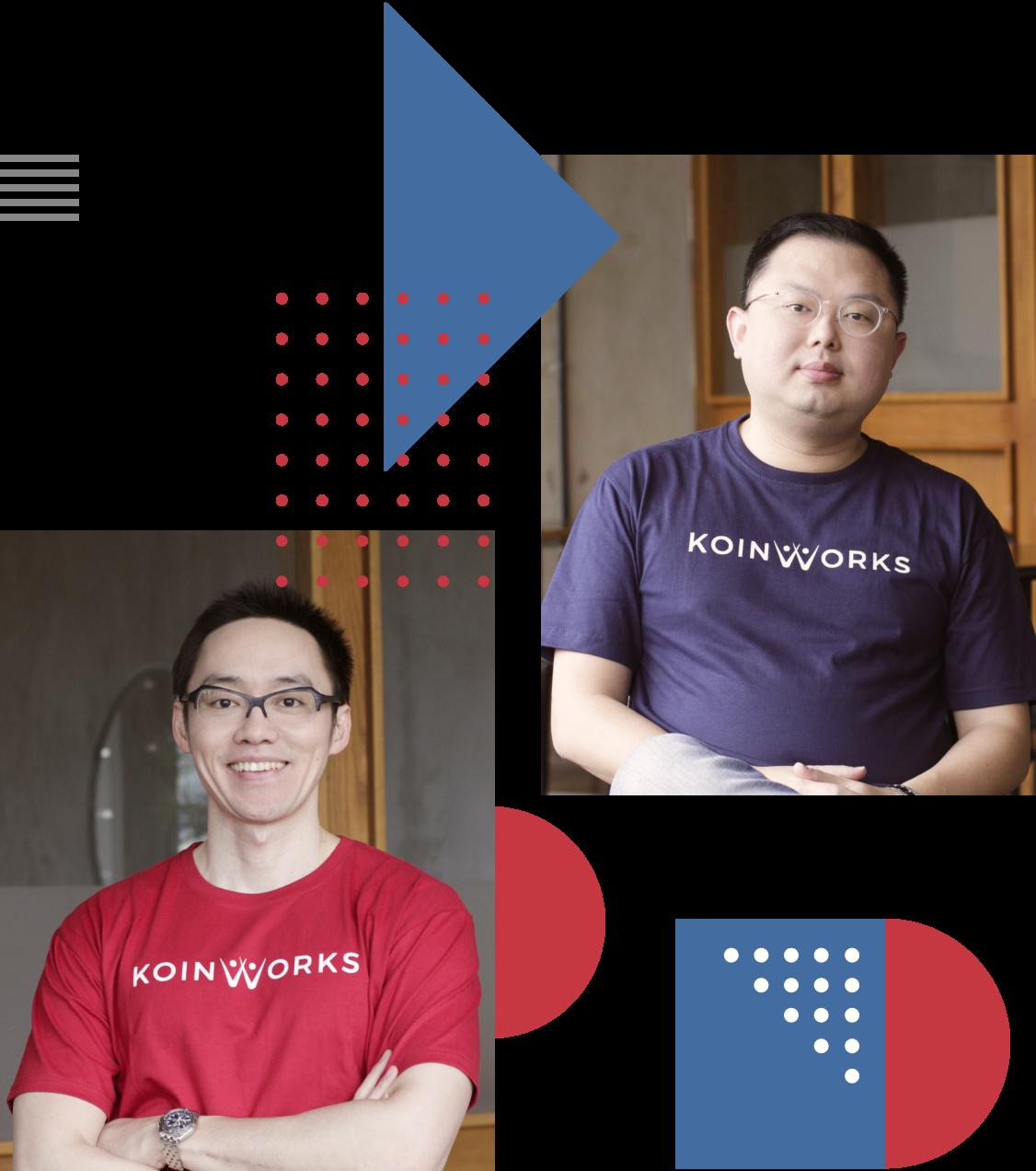 Founder KoinWorks